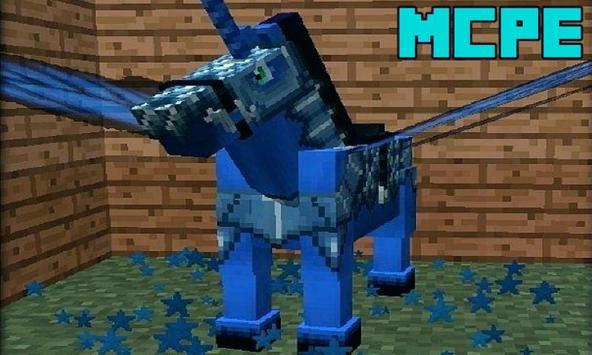 Unicorn Mod for MCPE screenshot 1