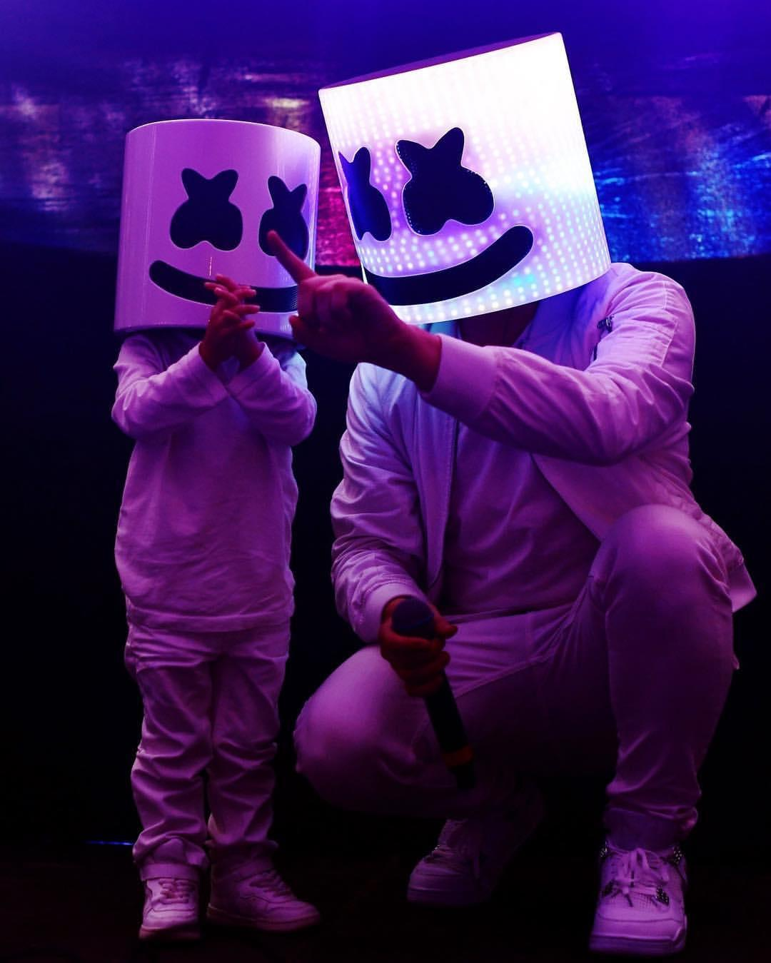 Dj Marshmello Wallpaper Hd For Android Apk Download