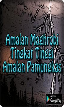 Amalan Maghrobi Tingkat Tinggi Amalan Pamungkas screenshot 2