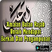 Doa Wirid Dan Amalan Bulan Rajab Terlengkap icon