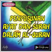 Penyusunan Ayat Dan Surah Dalam Al Quran icon