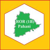 Land Records of Telangana | ROR and Pahani icon