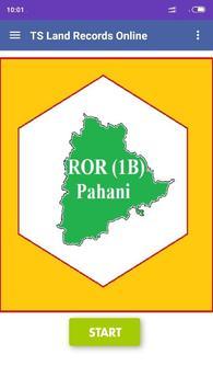 Land Records of Telangana | ROR and Pahani poster