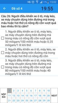 450 câu hỏi ôn thi bằng lái screenshot 1