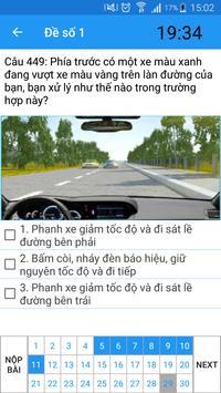 450 câu hỏi ôn thi bằng lái screenshot 2