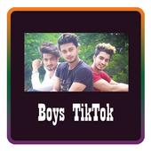 Boys TikTok icon