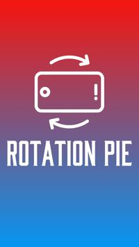 Rotation Pie poster