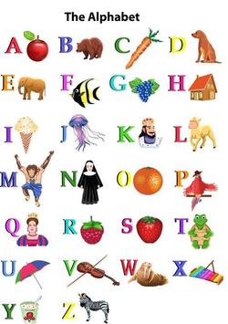 ABCD Alphabets Kids Learning screenshot 3