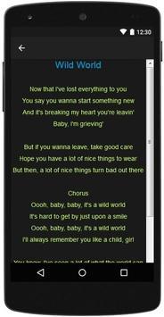MR. BIG Top Lyrics screenshot 4