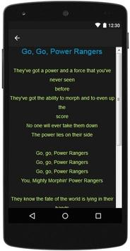 MR. BIG Top Lyrics screenshot 5