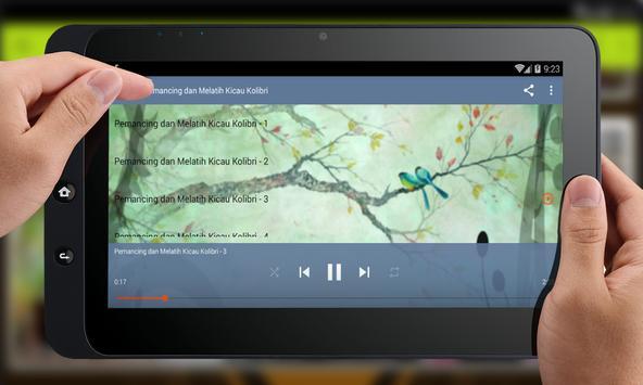 Cerecetan Kolibri Ninja Gacor screenshot 5