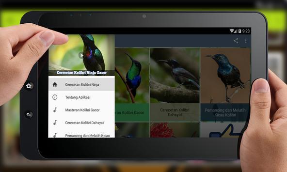 Cerecetan Kolibri Ninja Gacor screenshot 14