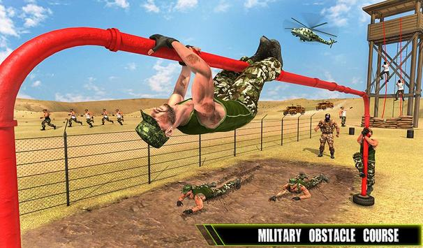 US Army Training School Game: Obstacle Course Race screenshot 11