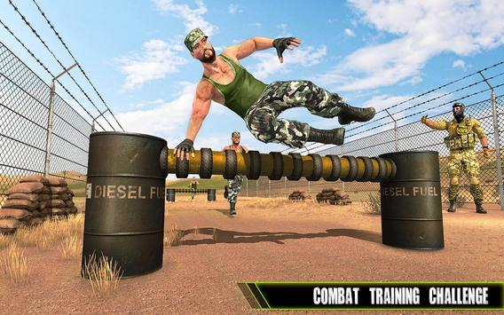 US Army Training School Game: Obstacle Course Race screenshot 7