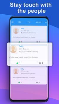 KickChat screenshot 4