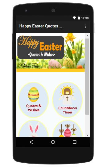 Happy Easter Quotes and Wishes for Android - APK Download