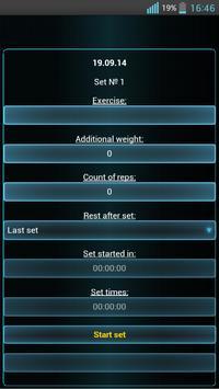Training Diary screenshot 6