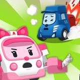 Robocar Poli Brake Rescue Game