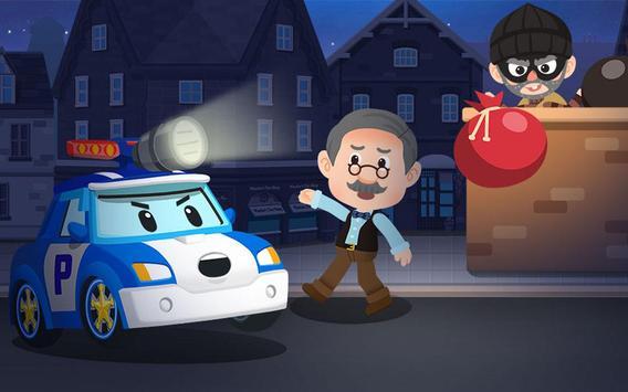 Robocar Poli Police Job Game - Police Car Poli постер