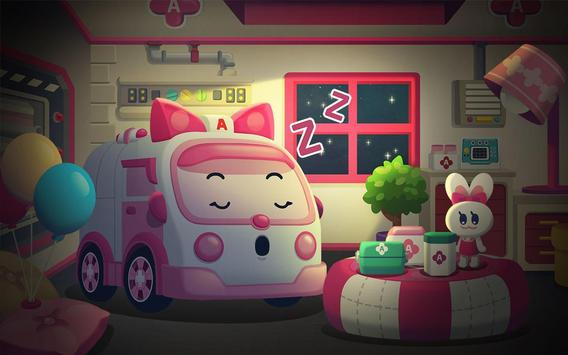 Robocar Poli Sleeping Habit Game screenshot 1