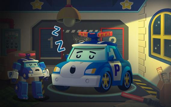 Robocar Poli Sleeping Habit Game screenshot 3