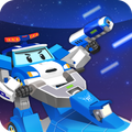 Robocar Poli Space Monster Popular Game