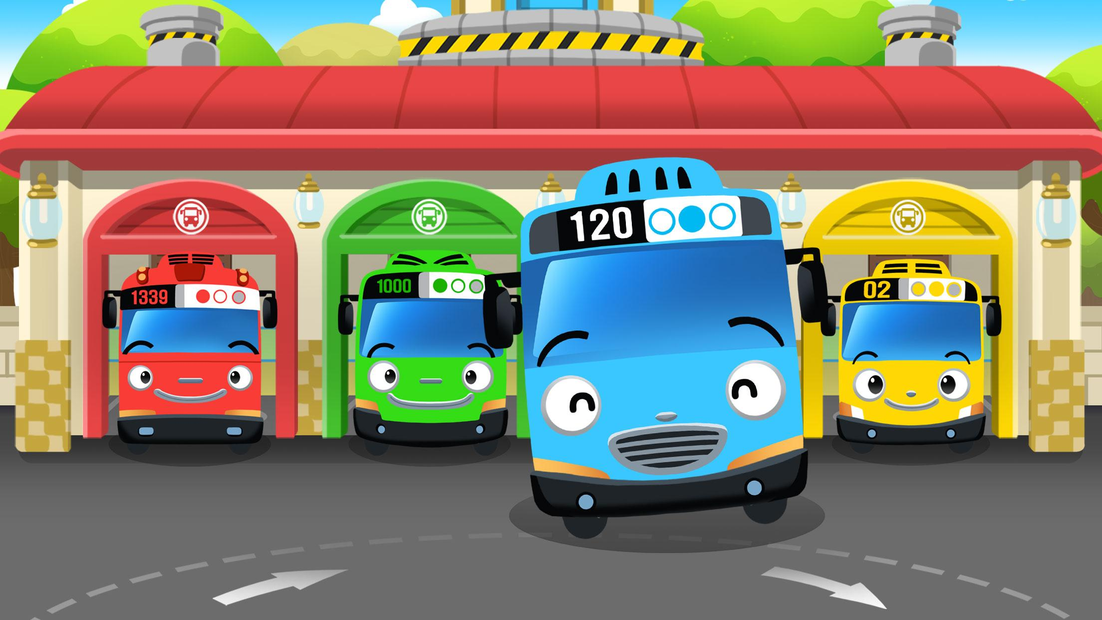 Tayo Bus Game For Android Apk Download