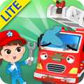 Tayo Repair Game - Fire Truck Frank