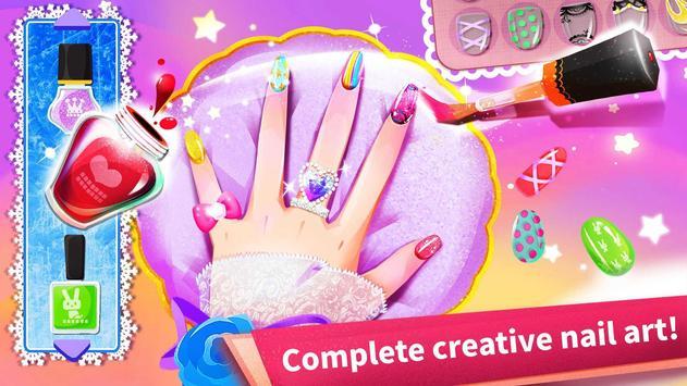 Princess Makeup: Snow Ball screenshot 6