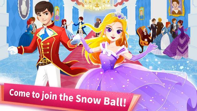 Princess Makeup: Snow Ball screenshot 14