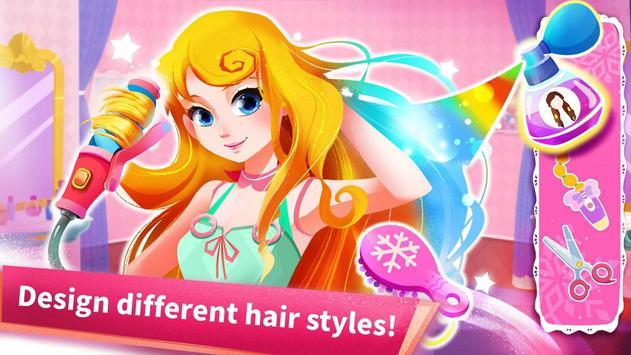 Princess Makeup: Snow Ball screenshot 2