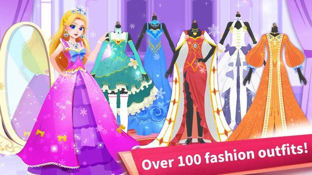 Princess Makeup: Snow Ball screenshot 3