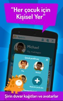 Çocuklar için oyun KIDOZ Ekran Görüntüsü 10