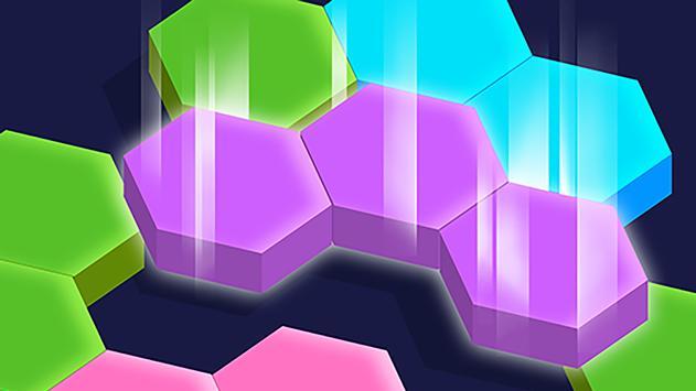 Hexa Block Puzzle ảnh chụp màn hình 11