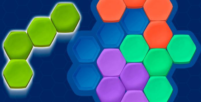 Hexa Block Puzzle ảnh chụp màn hình 3
