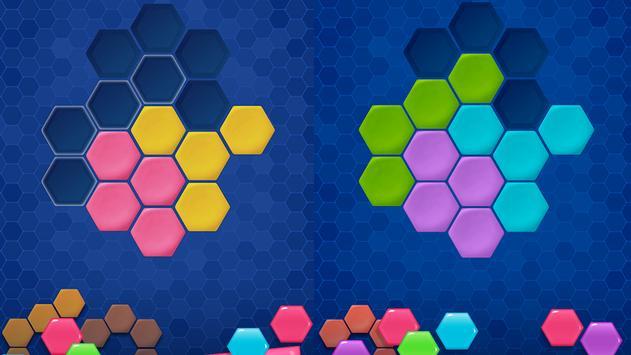 Hexa Block Puzzle ảnh chụp màn hình 4