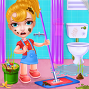Keep Your House Clean - Girls Home Cleanup Game APK