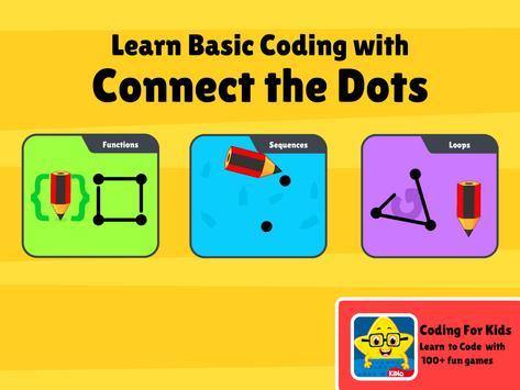 Coding Games - Kids Learn To Code screenshot 16