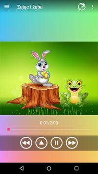 Audio Bajki dla dzieci polsku za darmo screenshot 3