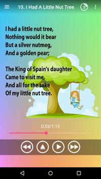 Nursery Rhymes Songs Offline скриншот 4