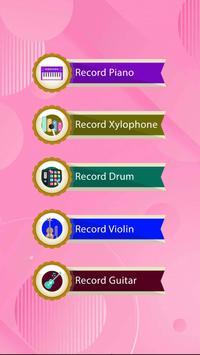 Pink Piano Keyboard screenshot 6