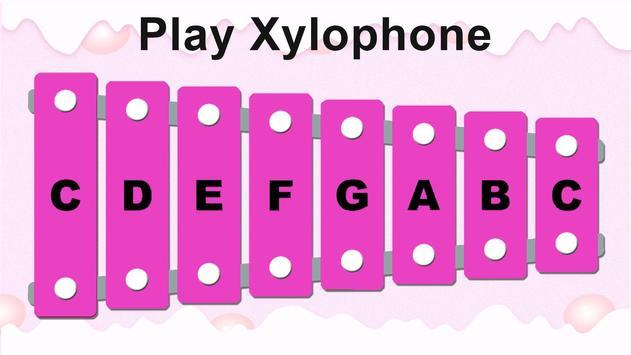 Pink Piano Keyboard screenshot 2