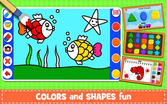 儿童学前学习游戏 截图 1