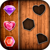 Kids Puzzle for Shape icon