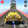 ikon Extreme Car Stunt Game: Mega Ramp car stunt racing