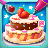 🍰👩‍🍳👨‍🍳Cake Shop 2 - To Be a Master icon