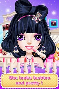👸💄Princess Makeup Salon screenshot 14