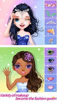 👸💄Princess Makeup Salon screenshot 5