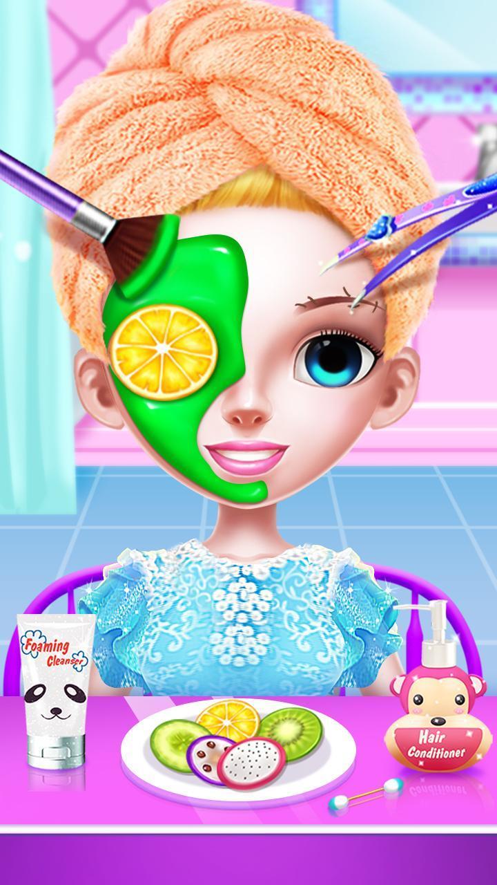 Princess Makeup Salon For Android