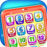 Educational Tablet - Alphabet, Numbers, Animals